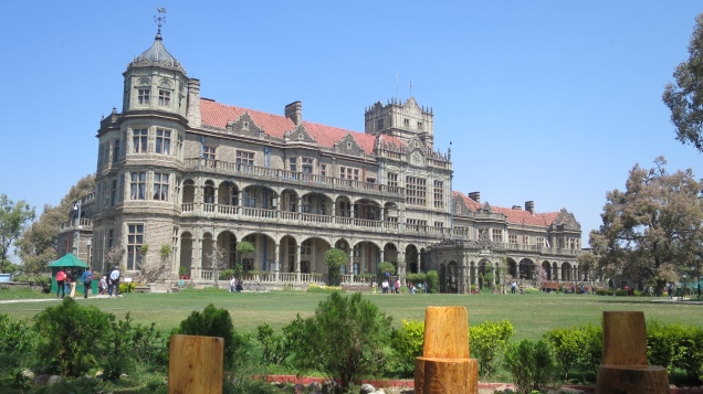 Indian Institute of Advanced Study – Leaving Ourselves Behind